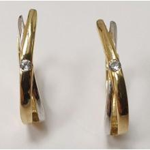 Damen Creole aus 333/- Gold 346-227642.300