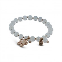 Coco88 Damen Armband Serenity Collection 8CB-40005 Blume