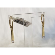 Goldene Damen Ohrhänger 910248E