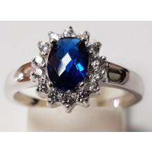 Damenring aus Silber mit Zirkonia 93006993540