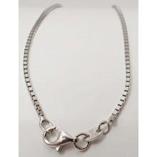 Damen Halskette aus 925/- Silber Venezia 966012041-42cm