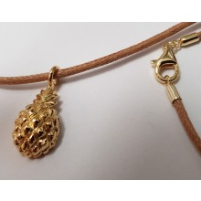 Damen Halskette mit Anhänger Ananas 99031791450