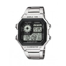 Casio Collection World Time Uhr AE-1200WHD-1AVEF