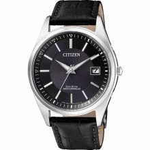 Citizen Herrenuhr Eco Drive Funk AS2050-10E