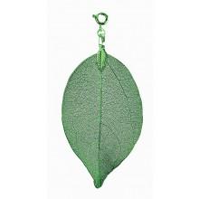blumenkind Blatt-Anhänger medium grün BL03MFG