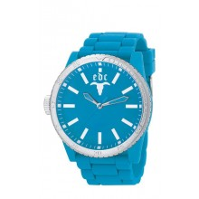 EDC by Esprit Rubber Star - Cool Turquoise EE100831013