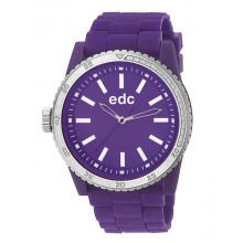 EDC by Esprit Damenuhr Military Starlet Crazy Purple EE100922006