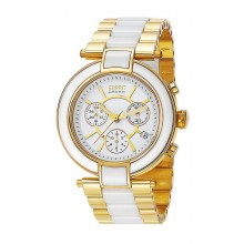 Esprit Collection Damenuhr Physis Gold EL101582F04