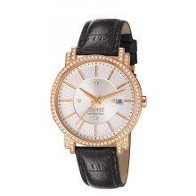 Esprit Collection Damenuhr Triteia Rose Gold Black EL101912F07