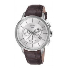 Esprit Collection Herrenuhr Crius Chrono Brown EL101961F03