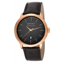 Esprit Collection Herrenuhr soter black rose EL102131F03