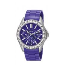 Esprit Damenuhr Dolce Vita Plastic Purple ES105172004