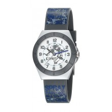 Esprit Kids Boys Uhr Half-Pipe Grey ES105274001