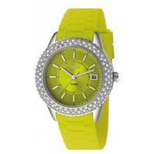 Esprit Damenuhr Marin Glints Lime ES106212003