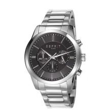 Esprit Herrenuhr relay silver black ES106841006
