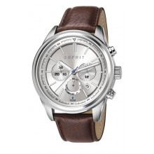 Esprit Herrenuhr ray chrono brown ES107541001