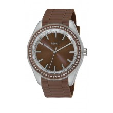 Esprit Damenuhr Winter Brown Play ES900692001