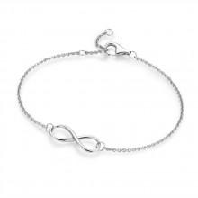 Damen Armband Infinity unendlich 92003693190