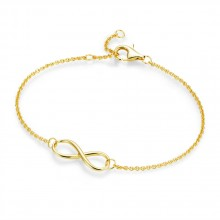 Damen Armband Infinity unendlich 92003691190