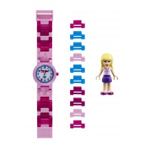 Lego Friends Stephanie Kinderuhr 08-8020172