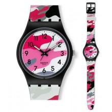 Swatch Original Gent Hiding Pink Uhr GB262