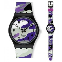 Swatch Original Gent Hiding Purple GB264