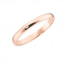 Damenring aus 375/- Rotgold Bandring 93011042560