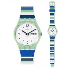 Swatch Sky Zebra Uhr GG711