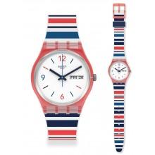 Swatch Sea Barcode Uhr GR712