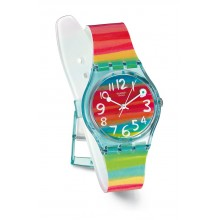 Swatch Color The Sky Uhr GS124