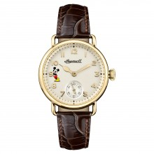 Ingersoll UNION THE TRENTON DISNEY QUARTZ Damenuhr ID00102 Limited Edition