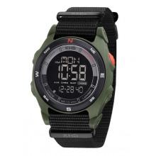 KHS Sentinel DC Olive Nato Black Digitaler Kompass KHS.SEDCO.NB