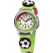 Jacques Farel Titan Kinderuhr Fußball KTI10FT