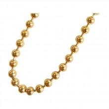 blumenkind Damen Kette gold SC073G80