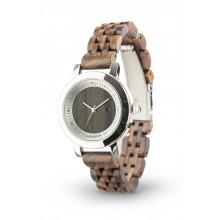 Laimer Woodwatch Holzuhr Julia LM0065 Holzuhr