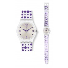 Swatch Lifestyle Collection Purple Darling LK319