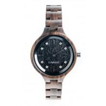 Laimer Woodwatch Sandelholz Holzuhr LM0027