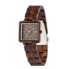 Laimer Woodwatch Sandelholz Holzuhr LM0056