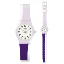 Swatch Purpletwist Uhr LW169