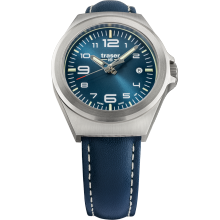 Traser H3 P59 Essential S Blue Unisex Armbanduhr 108208