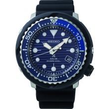 Seiko Taucheruhr Solar Herrenuhr prospex sea Save the Ocean diver SNE518P1