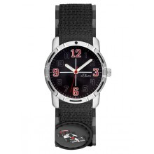 s.Oliver Kids Boys Uhr SO-2418-LQ