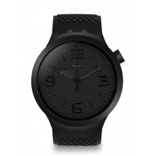 Swatch Big Bold BBBlack Uhr SO27B100