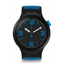 Swatch Big Bold BBBlue Uhr SO27B101