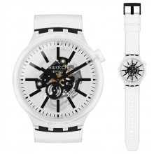 Swatch Big Bold Blackinjelly Uhr SO27E101