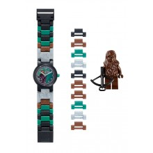 Lego Friends Chewbacca Kinderuhr 08-8020370