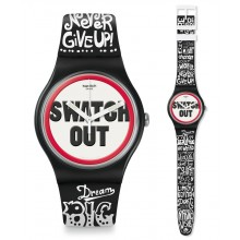 Swatch Swatch Out Uhr SUOB160