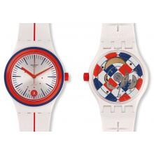 Swatch Sistem Arlequin Automatik Uhr SUTW402