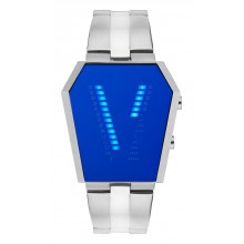Storm London VAULTRON Lazer Blue Herrenuhr 47361-B