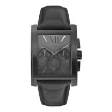 Guess Herrenuhr black case W0010G2